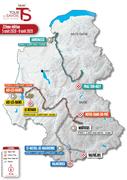 3ème étape Tour Savoie Mont Blanc
