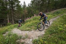 Remontées mécaniques VTT et randonnées de Val Cenis