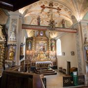 © Eglise de Villard-sur-Doron - <em>Flore Giraud</em>