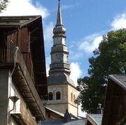 © Clocher de l'église d'Hauteluce - <em>PD - fondation-facim.fr</em>