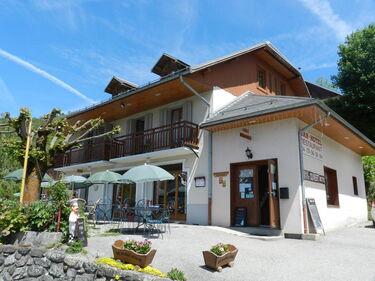 © Hôtel Restaurant Le Beauséjour - <em>Hôtel Restaurant Le Beauséjour</em>