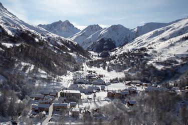 © Valloire - Domaine de ski de fond - <em>P. Delannoy / Ot Valloire</em>