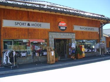 © Ravoir'Sports Sport 2000 - 4 Vallées - <em>Ravoir'Sports</em>