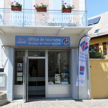 © Bureau d'accueil touristique de St Bonnet - <em>OTCV</em>