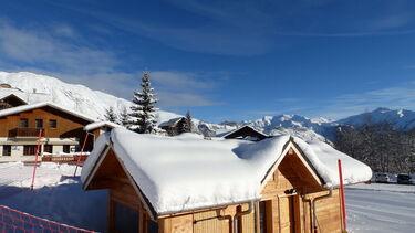 © front de neige bottieres - <em>s bonfils</em>