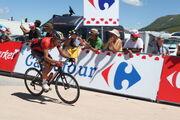 Passage du Tour de France : étape 17