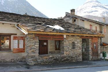 © Office de Tourisme de Bessans - <em>HMVT/C. Royer</em>