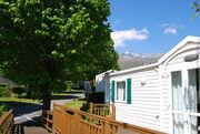 © bungalow - <em>Camping des grands cols Saint-Jean-de-Maurienne</em>