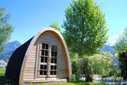 © hébergement insolite - <em>Camping des grands cols Saint-Jean-de-Maurienne</em>