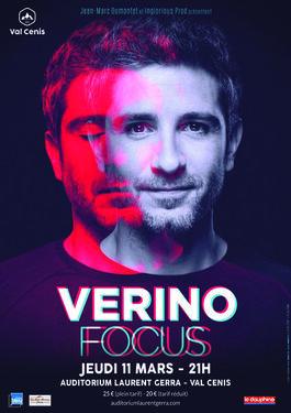© Spectacle Focus par Verino - <em>Jean-Marc Dumontet Prod et Inglorious Prod/HMVT</em>