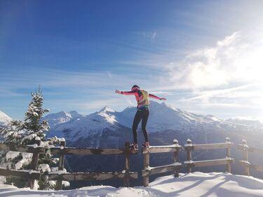 © Vues du haut : Yoga et bain chaud - <em>Aurelien Peillex</em>