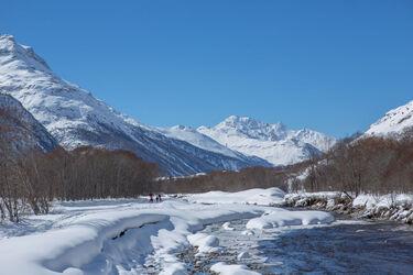 © Bessans - Pistes de ski nordique - <em>Daniel Durand Fresh Influence</em>
