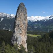 © aussois-val-cenis-sardières-monolithe - <em>X</em>