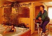 © aussois-hotel-les-mottets-salle-fitness - <em>Didier Montaz</em>