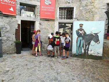 © avrieux-jeu-enfants-au-fort - <em>Mairie Avrieux</em>