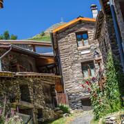 © Maisons typiques de Besse-en-Oisans - <em>Laurent Salino</em>