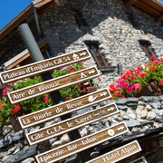 © Village de Besse-en-Oisans - <em>Laurent Salino</em>
