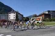 © Départ Grimpée cycliste de La Toussuire - <em>OT</em>