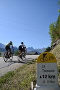 © Grimpée cycliste de La Toussuire - <em>OT</em>
