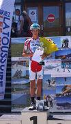 © Podium Grimpée cycliste de La Toussuire - <em>OT</em>