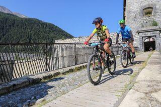 Découverte en vélo - « Esseillon(s) », les forts sans effort depuis Modane