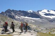 © bonneval-sur-arc-glacier-evettes - <em>P. CARIOU</em>