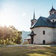 © Sanctuaire Notre-Dame-de-la-Vie, St Martin de Belleville - <em>OT Saint Martin de Belleville</em>