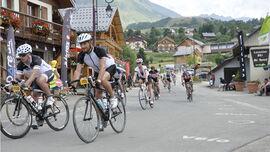 Trilogie de Maurienne : Cyclo Tour de l'Arvan Villards
