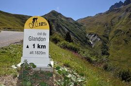 Mountain collection : Col du Glandon
