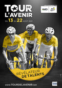 Affiche Tour de l'Avenir 2021