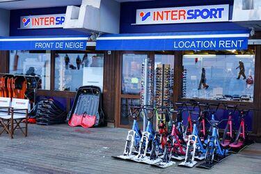 © Intersport - Front de neige - <em>Corbier Tourisme</em>
