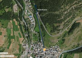 Montée cycliste de Bellecombe/Plan du Lac - Mountain Collection 2021
