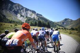 Tour de l'Avenir (étape 9) Haute Maurienne