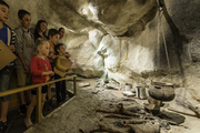 © val-cenis-sollieres-jeu-archeologie-musee - <em>Dominique Rault</em>