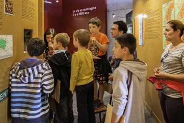 © val-cenis-sollieres-jeu-archeologie-musee - <em>Jean-François Durand</em>