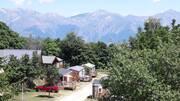 © mobile home été - <em>@Camping du Col</em>