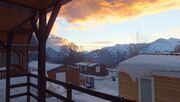 © Vue terrasse - <em>@Camping du Col</em>