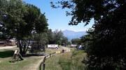 © aire de jeux - <em>@Camping du Col</em>