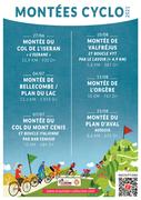 © Les 6 montées cyclistes Mountain Collection 2021 en HMV - <em>Maurienne Tourisme/HMVT</em>