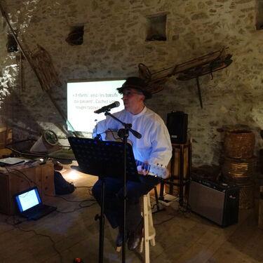 © aussois-spectacle-familial-chant-musique-musée-arche-oé - <em>Arche d'Oé</em>