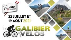 Le Galibier aux vélos - Mountain Collection 2021