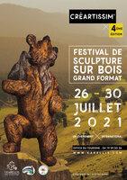 Festival international de sculptures sur bois