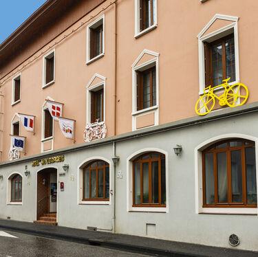 © Hôtel Saint-Georges Saint-Jean-de-Maurienne - <em>Hôtel Saint-Georges</em>