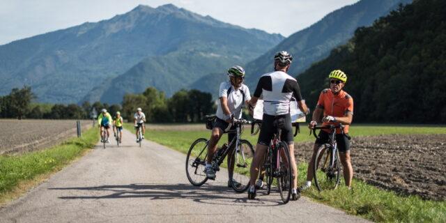 Itinéraires vélo de route