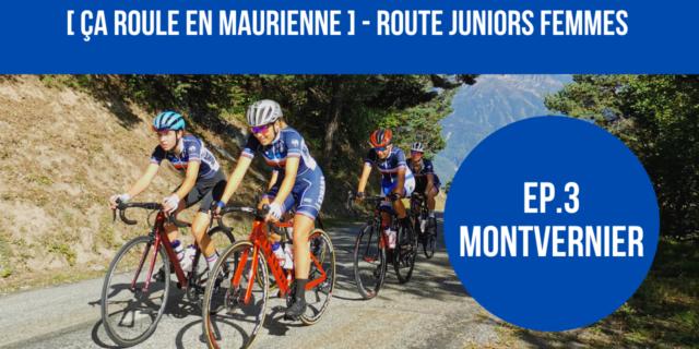Lacets de Montvernier - Route Juniors Femme