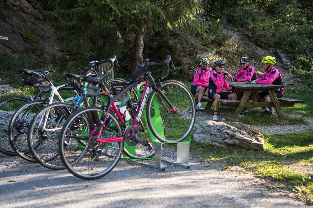Clubs de vélo partenaires